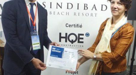 """""""Sindibad Beach Resort"""" إيكولوجي للغاية!"""