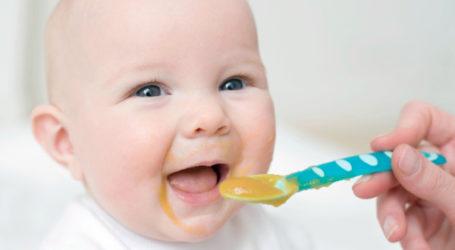 أغذية الرضيع: الحليب في القمة!