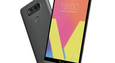 """""""إل جي"""" تطلق ال V20 لتبقى في سباق الهواتف الفاخرة"""