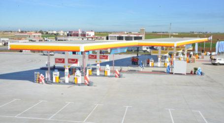أكبر محطة وقود في إفريقيا دكالية!