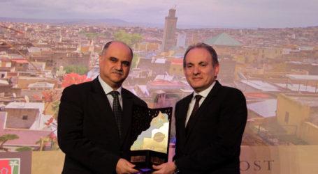 فاس-مكناس تتلقى جائزة Tourisma Post 2016
