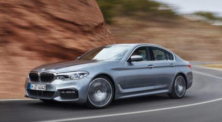 حاليا في المغرب: BMW الفئة الخامسة الجديدة