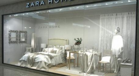 على خطى IKEA، متجر كبير ل ZARA HOME