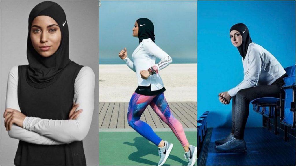 c5dd40b52 بعد Dolce & Gabbana، جاء الدور على علامة عالمية أخرى في اقتراح أزياء  للمحجبات، هذه المرة في مجال الملابس الرياضية الاحترافية. يتعلق الأمر  بالعلامة الأمريكية ...