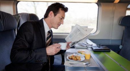 رحال مرشح بقوة لتقديم الأطعمة على متن القطار الفائق السرعة (TGV)