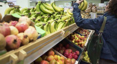 ارتفاع الرقم الاستدلالي للاثمان عند الاستهلاك ب 0,3% بسبب ارتفاع الرقم الاستدلالي للمواد الغذائية