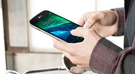 LG X VENTURE، هاتف ذكي يتمتع بدرجة عالية من الصلابة و التحمل والاستقلالية، صمم للأشخاص النشيطين