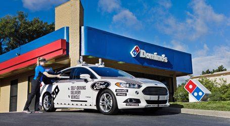 كيف بدأت دومينوز Domino's وفورد الأبحاث الاستهلاكية لتوصيل البيتزا باستخدام المركبات الذاتية القيادة