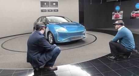 تكنولوجيا جديدة من الواقع المختلط تدخل عالم تصميم السيارات فيما تختبر فورد هولولينس من مايكروسوفت عالمياً