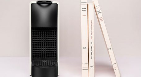 """نسبريسو تقدم """"إسنزا ميني""""، أصغر آلة ق هوة تم ابتكارها على الإطلاق"""