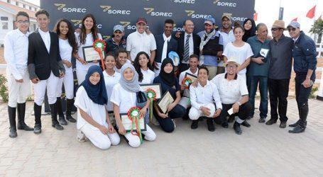 نجاح باهر للدورة الأولى من الملتقى الوطني للحصان البربري والعربي – البربري