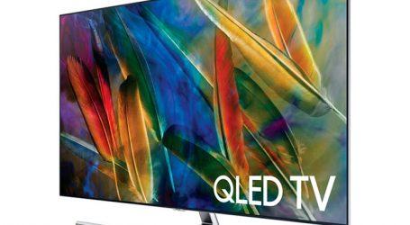 أجهزة تلفزيونات QLED : الحل الأمثل لمعالجة مشكلة تطبع الصورة