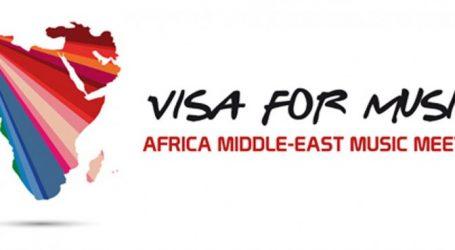 """الدورة الرابعة من """"موسيقى بدون تأشيرة معرض الموسيقى في إفريقيا و الشرق الأوسط"""