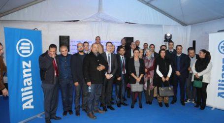 """""""أليانز المغرب"""" (Allianz Maroc)، بشراكة مع """"بوان إس"""" (Point S)، تفتح مركزا جديدا للتعويض السريع """"أليانز تعويض أوطو"""" بمراكش"""