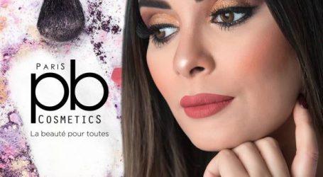 PB كوسمتيك تختار صفاء حبيركو وجها إعلانيا لعلامتها بالمغرب