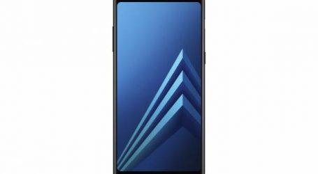 سامسونج تطلق مجموعة هواتف Galaxy A8(2018)  A8+(2018)مع الكاميرا الأمامية المزدوجة وشاشة العرض اللامتناهية الأكبر والمزايا اليومية الإضافية