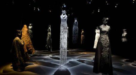تخّصّن مؤسسة حدیقة ماجوریل معرض لمصمم الأزیاء المغربي نورالدین أمیر في متحف ایف سان لوران في المغرب
