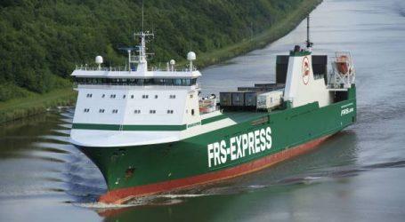 """تقديم سفينة الدحرجة الجديدة لـ FRS بـ """"فروت لوجيستيكا"""" كخيار مثالي لربط المغرب بأوروبا"""