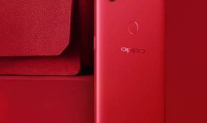 """أوبو تكشف عن نسخة محدودة"""" 6Go RED """" لهاتفها أوبو F5"""
