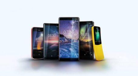 إطلاق خمسة هواتف نوكيا جديدة