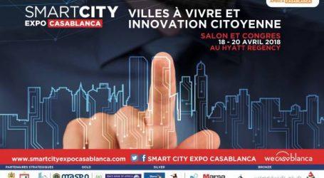 """الدار البيضاء تؤكد نموذجها كمدينة ذكية ومستدامة من خلال تنظيم النسخة الثالثة  من معرض المدينة الذكية للدار البيضاء  """" Smart City Expo Casablanca"""