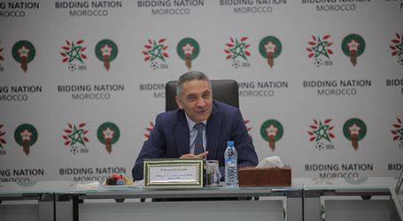 لجنة ترشح المغرب 2026 تستقبل لجنة من الفيفا