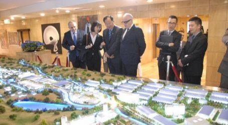 توقيع إتفاقية تعاون بين بنك الصين للتنمية و البنك المغربي للتجارة الخارجية لإفريقيا