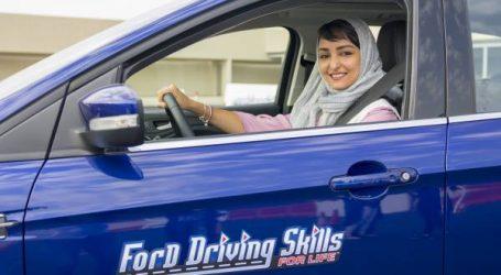 فورد وجامعة عفت تدعمان تمكين المرأة بإطلاق برنامج مهارات القيادة من فورد لحياة آمنة للنساء في السعودية احتفاءً باليوم العالمي للمرأة