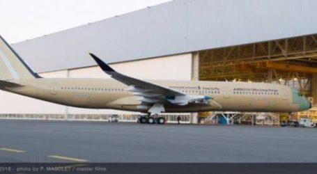إيرباص تستعد لدخول أولى طائرات عائلة A350 XWB ذات المدى التشغيلي الطويل في الخدمة