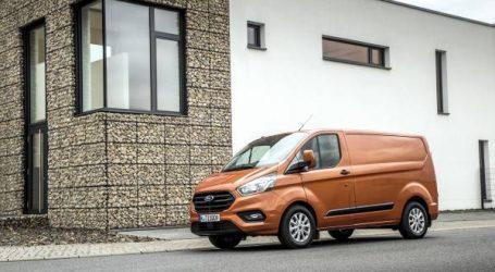فورد تطلق الموديل الجديد من فورد ترانزيت كاستم Ford Transit Custom: متعددة الاستعمالات، واقتصادية وذات أسلوب متميز