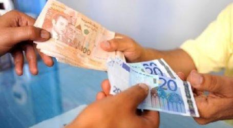 تحسن قيمة الدرهم مقابل الأورو بنسبة 0,23 في المئة