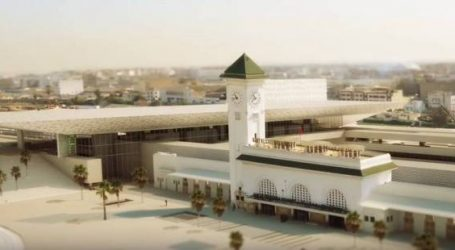 محطة الدار البيضاء – المسافرين: 20 مليون مسافر مرتقب سنويا في أفق  2025