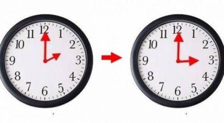 هذا هو موعد إضافة ساعة إلى التوقيت الرسمي