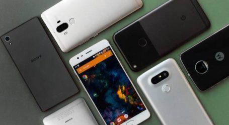 الهواتف الذكية أول مصدر للولوج عبر الأنترنت في 2017
