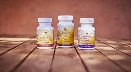 Forever تطلق منتجات الخلية لصحة جيدة خلال تغيرات الفصول