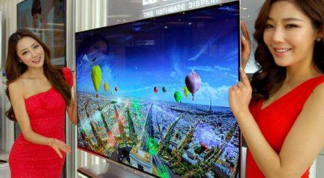 """LG : مستقبل التلفزيون سيكتب من أربعة أحرف """"OLED"""""""