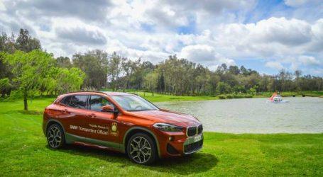 BMW الناقل الرسمي لجائزة الحسن الثاني للغولف