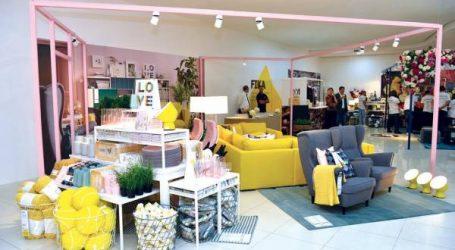 IKEA POP-UP: أكثر من نصف مليون زائر