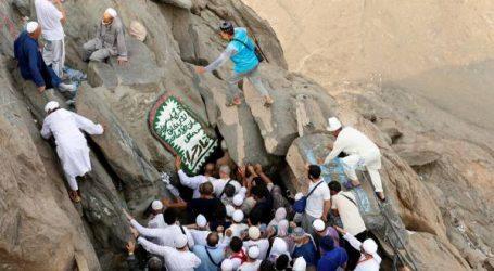 المعتمرون المغاربة ممنوعين من زيارة غار حراء