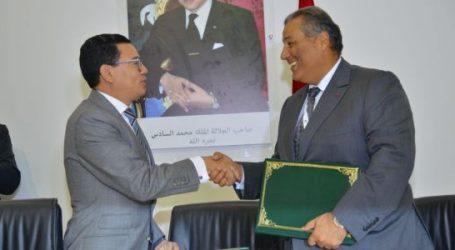 """القرض الفلاحي و""""مامدا"""" يوقعان اتفاقية شراكة لتطوير التأمين بالقطاع"""