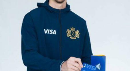إبراهيموفيتش الوجه الجديد لـ Visa قبيل كأس العالم بروسيا