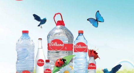 يينا هولدينغ تقدم حصيلة فرعها المتخصص في المياه المعدنية