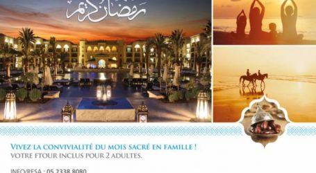 """منتجع""""مازاغان"""" السياحي يكشف عن عروض رمضان مع العائلة"""