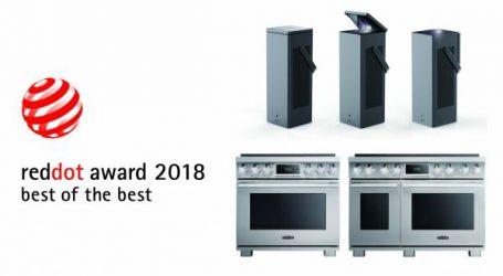 """إل جي تحصد المزيد من الجوائز في """"ريد دوت 2018"""""""