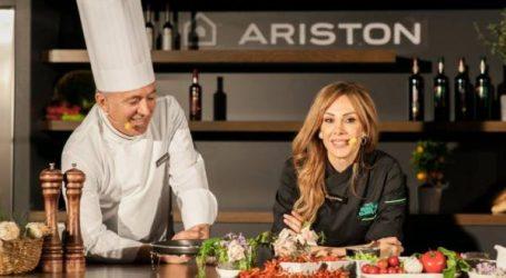 ويرلبول تكشف عن منتجات المطبخ المبتكرة من مجموعة أريستون