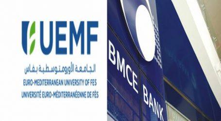 الـ BMCE تطلق بطاقة الشباب الجامعية المتعددة الوظائف بشراكة مع UEMF