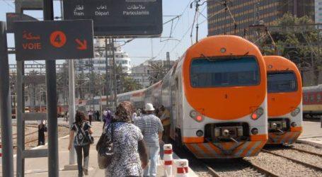 مكتب السكك الحديدية يعتذر لزبائنه عن إلغاء عدة قطارات على محور القنيطرة-الدار البيضاء