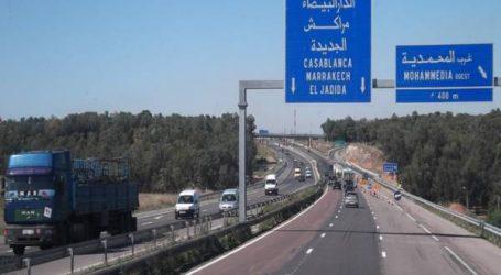 الأوطوروت: توقف مؤقت لحركة السير بين مراكش والبيضاء