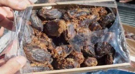 حجز 14 طن من التمور الفاسدة خلال الأسبوع الأول من رمضان