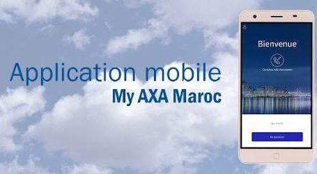 أكسا التأمين المغرب تطلق تطبيقها MyAXAMaroc لتحسين جودة خدماتها